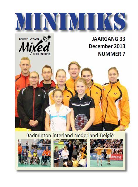Clubblad december 2013