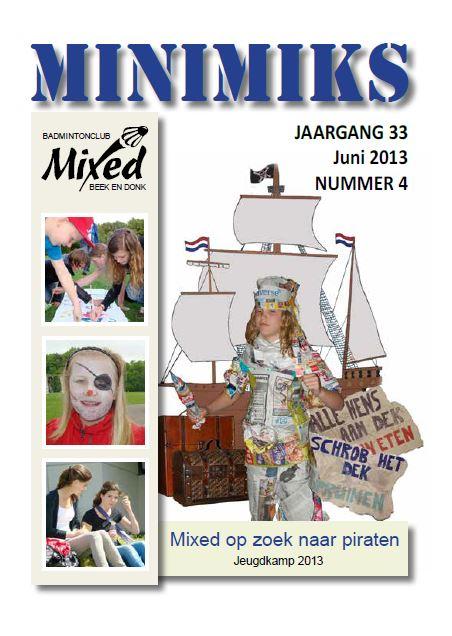 Clubblad juni 2013