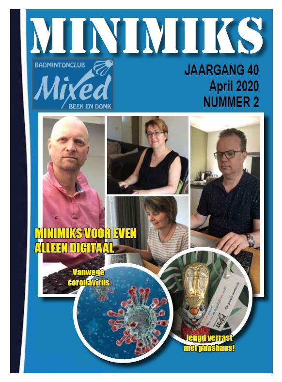 Clubblad april 2020