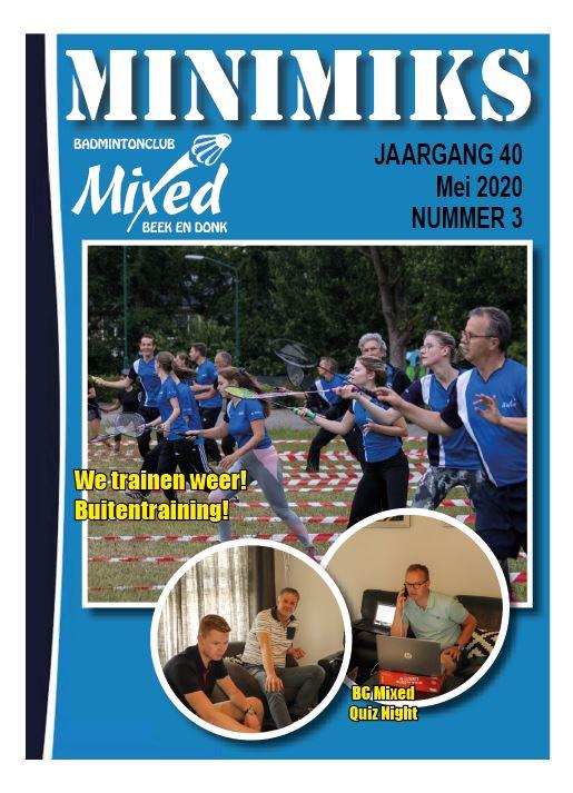 Clubblad mei 2020