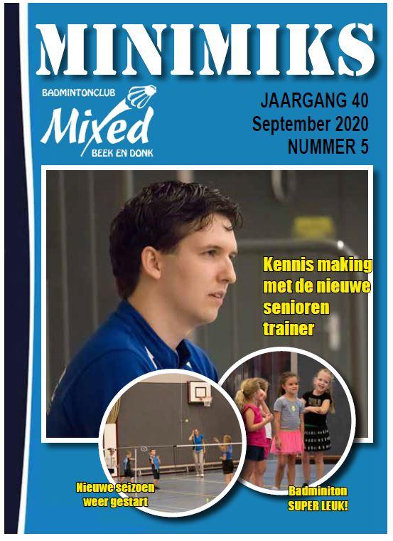Clubblad september 2020